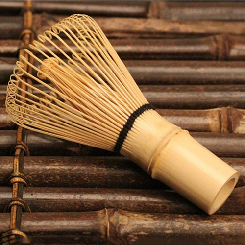 Japanese Ceremony Bamboo Green Tea Powder Whisk Matcha Bamboo Whisk Handmade Useful Brush Tools Tea Accessories #