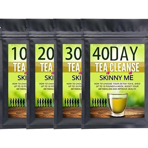 Minch Weigh Loss Tea 40Days Natural Detox Tea Women Beauty Skinny Tea To Reduce Bloating And Constipation