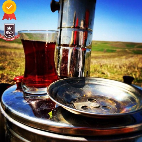 Kettle Wood Stove Water Heater Stainless Steel Samovar Camping Tableware For Camping supplies Kitchen Coffee Machine Kettle