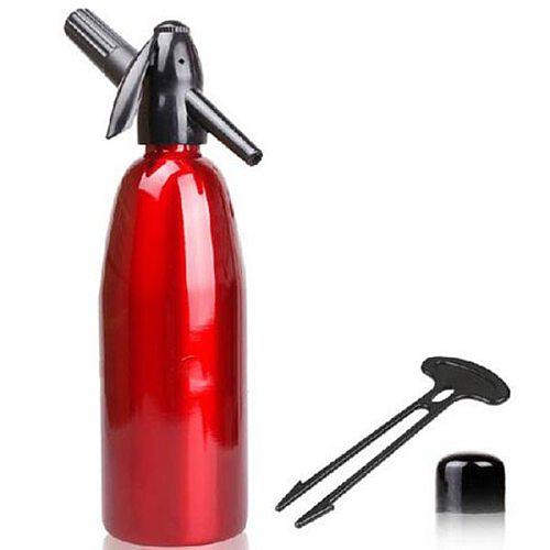 Aluminum Soda Syphon CO2 Dispenser 1000ML for Wholesale Soda Siphon Soda Water Machine