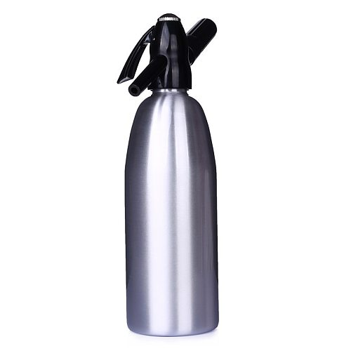Soda Siphon Gun Bubble 1L Make Sparkling Gas Water Generator Comb Water Dispenser Gin Fizz Cocktails and Wine Spritzers
