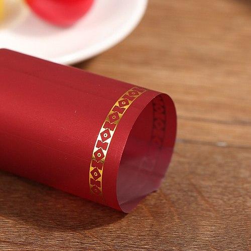10Pcs PVC Heat Shrink Cap Barware Accessories Brewing Wine Bottle Seal Covers
