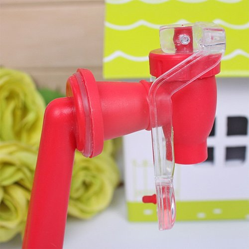 Upside Down Soda Dispenser The Magic Tap Saver Bottle Coke Upside Down Drinking Water Dispense Machine Gadget Party Home Bar