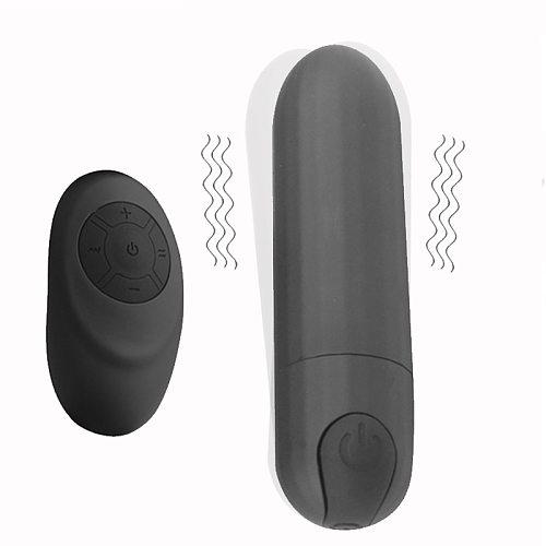 Mini Bullet Vibrator For Women USB Charged Remote Control 10 Speed G Spot Clit Stimulation Massager Vibrators Sex Toys For Women