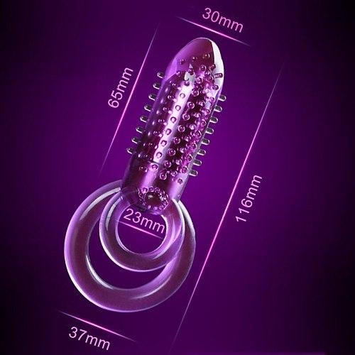 Penis Vibrating Ring Clitoris Stimulator Vibrator Erotic Adult Sex Shop Toys For Couples Men Women Vagina Masturbator Massager