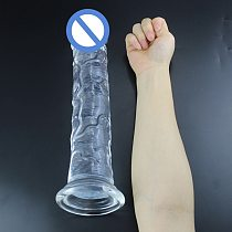 Realistic Dildo With Super Strong Suction Cup Sex Toys for Woman  Penis G-Spot Simulation