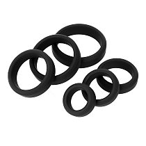 VATINE Silicone Penis Ring Cock Ring Adult Products Delay Ejaculation Sex Toys for Men