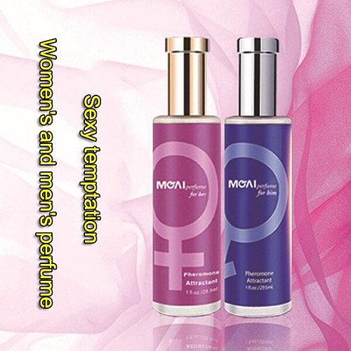 Hot Adult Pheromone Perfume Temptation Flirting Aphrodisiac Attraction Dating Spray Dropshipping
