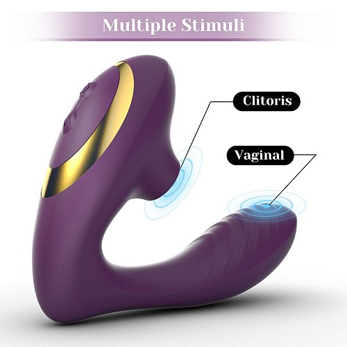 Tracy's Dog New Pro 2 Clitori Sucking Vibrator With Remote Control Function Purple And Pink Optional Female Vibrator Sex Toy