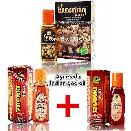 3Pcs Saandhha oil indian god lotion sex oil for men enlarge penis cream erection spray big penis enlargement oil increase growth