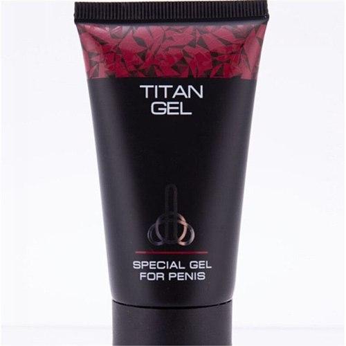 TITAN GEL Penis Enlargement Gel Male Penis Extension Massage Cream Essential Oil Adult Toy Male Enhancement