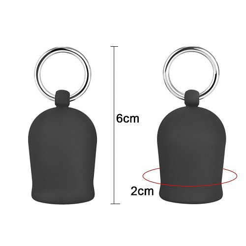 VETIRY 2Pcs Nipple Clamp Nipple Sucker Breast Massage Dual Suction Cup Milk Sucking Device Female Breast Enlarger Pump Sex Toys