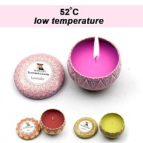 Special Low Temperature Scented Candle Flirting Product Home Decoration Candle Lighting Jar Tool  Christmas Birthday Gift