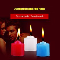 Sex toys low temperature candles short 3 pack alternative toys make love passion drops wax SM sex toys sex games for men and wom