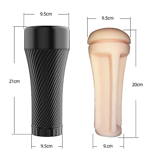 3 Types Realistic Vagina Anal Mouth Male Masturbator Artificial 3D Deep Throat Pocket Cup Masturbation Cup Sex Toy for Man