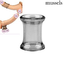 Mussels Men Penis Scrotum Cock Rings Cage Delay Premature Ejaculation Lasting Flexible Male Intimate Goods For Adult Sex Toys
