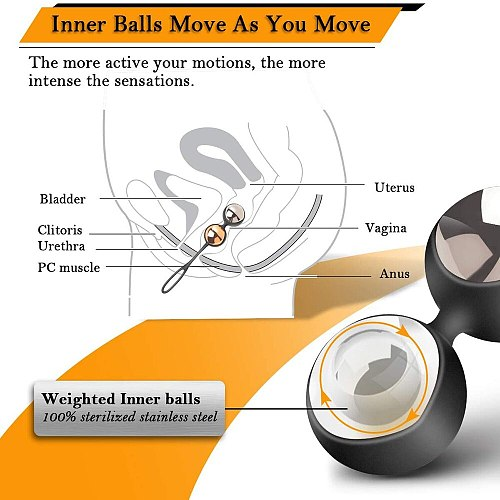 Sex Toys For Women Remote Control G Spot Vibrator simulator Kegel Balls Vaginal Muscle trainer kegel Exercise vibrating Eggs