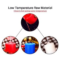 3 Pcs Low Temperature Candle Bdsm Drip Wax Sex Toys Adult Women Men Games Teasing Candle SM Adult Toys Passion Dripping Wax Game