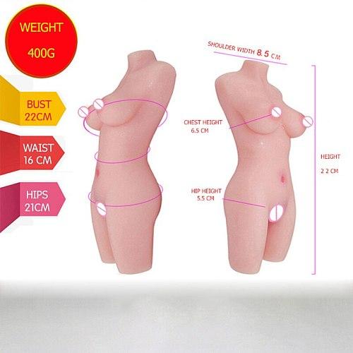Sexy  Realistic Vagina&Big Sex Doll Realistic Buttocks Pussy Male Masturbator Elastic Material Silicone Erotic Sex Toys for Men