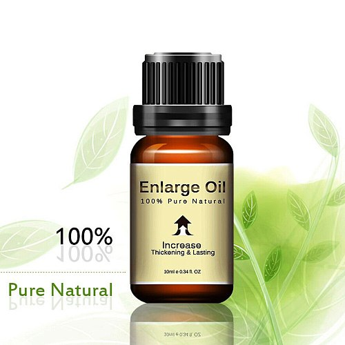 Penis Thickening Growth Man Massage Oil Sex Enlargement Essential Oil Bigger Longer Delay Sex Products For Men 10ML Health Care