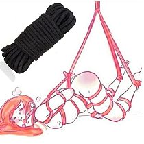 10m sexual bondage hand Props fetish cotton Soft tied Rope Strap appropriate SM sex products toys for woman Couples BDSM