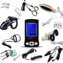 Electric Shock Host Therapy Massager Medical Themed Toys Sex Products Electro Stimulation   for Couples