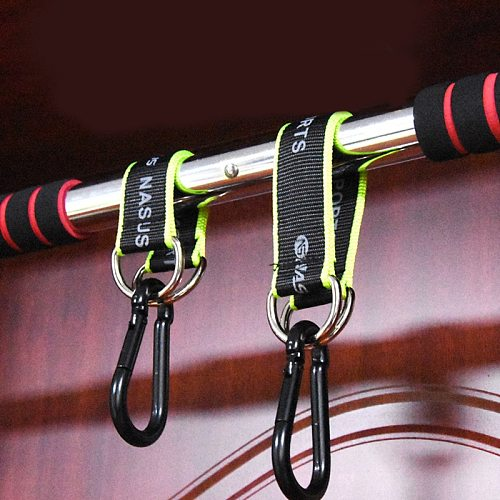 Durable Firmness of Multifunctional Hanging Rings for Hanging Sandbags on Horizontal Bars with Hooks and Swings Sex accessories