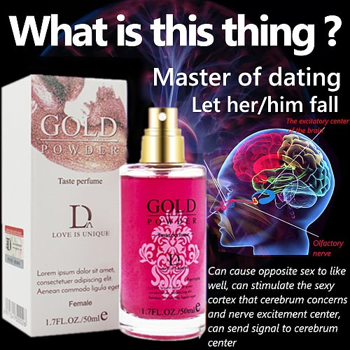 Aphrodisiac Pheromone Perfume Women Sexy Cologne Glass Bottle Flavor Long Lasting Parfum Atomizer Fragrances Lady Attract Men