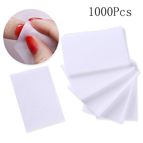 Nail Polish Remover Tool Soak Off UV Gel Cap Clip Wrap Tools Cuticle Pusher Cotton Nail Clean Pedicure  Nail Care Tool
