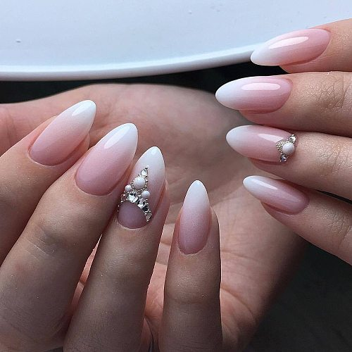 Fengshangmei 5 Colors Nail Design Sculpture Powder Builder 3D Dust Acrylic powder for nail