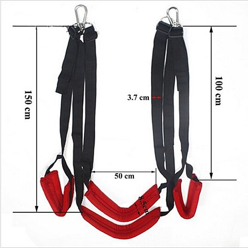 SM Game Bondage Swing Door Swing Sex Swing Spreader Leg Open For Women Adult Sex Game Products Couple Bondage Gear Sexsual Swing