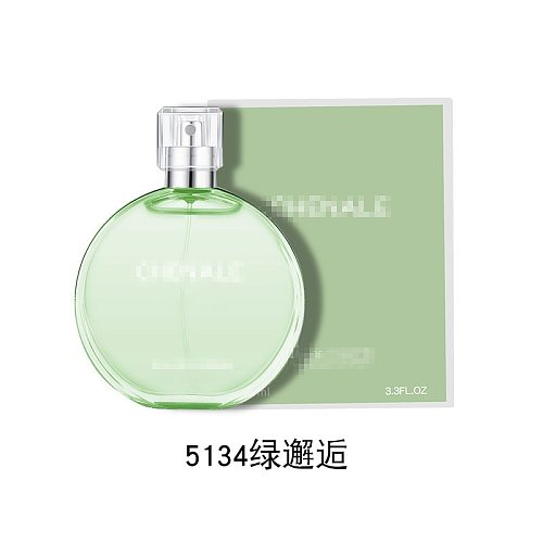 100ml Perfume For Women Glass Bottle Female Parfum Wood Flavor Lasting Fragrance Spray Original Lady Perfume