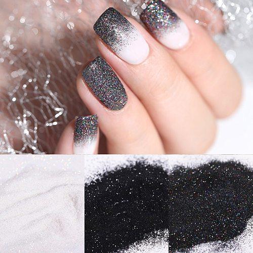 Shining Sugar Nail Glitter Candy Powder Sugar Coating Effect Powder Nail Pigment Chrome 1g Nail Art Decorations Dust