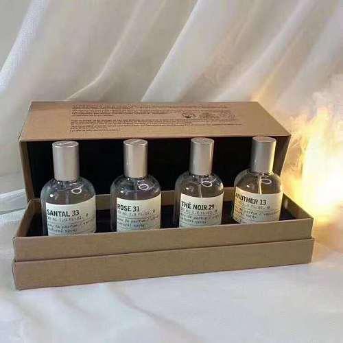 Original Perfume For Men And Women 30ml*4Pcs Long Lasting 1:1 Top Quality Eau De Parfum Spray Bottle Male Fragrance