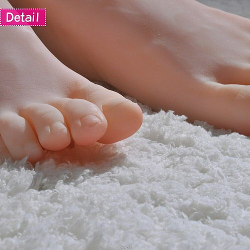 Female Deep arch Foot Model Plastic Mannequin Dummy Sketch Drawing Shoe Socks Sandal Display Shoe Socks 3812