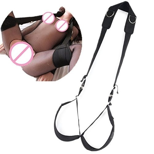 Easy Access Portable Thigh Restraint Sling for Fetish Bondage Unisex Sex Swing Toy Sex Chaises Sex Meubles Adult Sex Toys -30