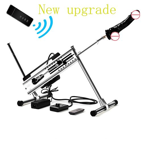 2020 New Upgraded Women and Man Sex Machine For Masturbation Super Quiet and Ultra Stable Support 2 People Adult Sex Machine