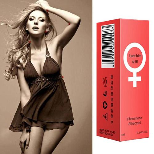 3ML Woman Orgasm Sexual Products Attract Women Scented Pheromone Perfume Flirting Perfume for Men Seduction