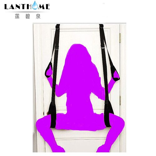 Adult Sex Swing Door Women Sex Swing Stand Fetish Restraints Bdsm Bondage Straps Exciting Erotic Toy Sex Furnitures for Couples