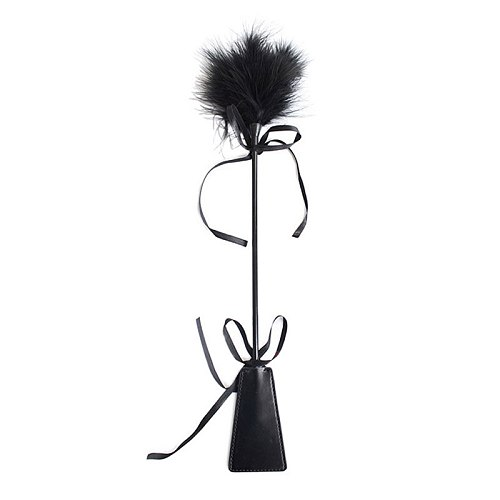 Adult SM Products Sex Toys Sexy Flirt Kit Role-play Feathers Toy Whip Stimulator For Couples