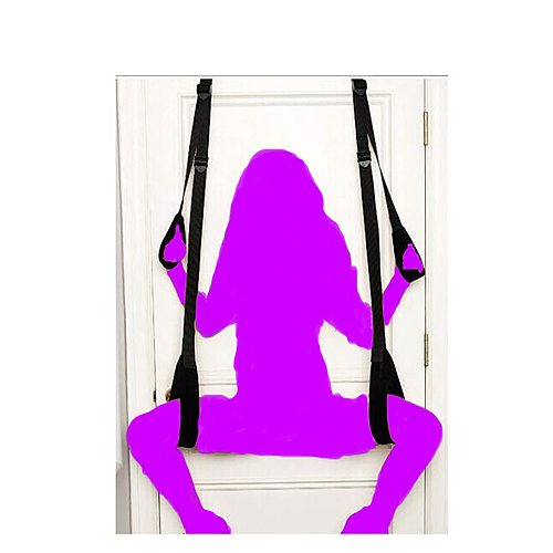 BDSM Bondage Door Slam Sex Slave Swing Adult SM Game Fetish Leg Open Spreader Erotic Furniture Toys For Women Men Couple