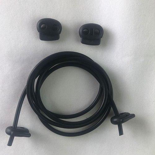 Machine 4mm OD 1.5mm ID Conductive Silicone Rubber Tube TENS / ESTIM / E-STIM
