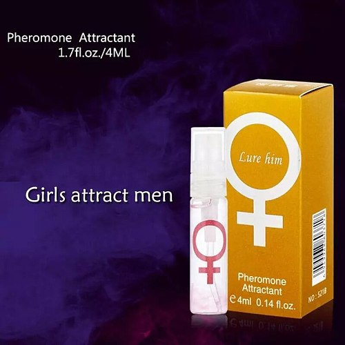 Exciter for Women Men Perfume Orgasm Body Essential Oil Flirt Perfume Attract Scented Long Lasting Perfume Fragrance Water 4ml