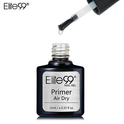 Elite99 10ml Primer Fast Dry in Air Base Gel No Need Of UV/LED Lamp Nail Polish Long Lasting Gel Lacquer For Nail Art Design