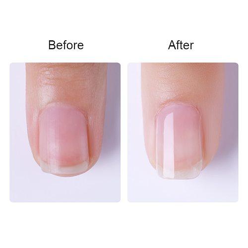 BORN PRETTY 3-in-1 Water Based Base Top Coat 6ml Nail Treatment Polish Nail Care varnish
