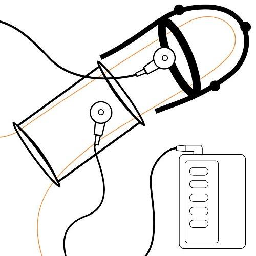 Electric Shock Penis Rings BDSM Electro Cock Massage Glans Stimulation Electroshock Therapy Member Ring E-stim Sex Toys