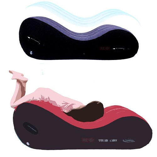 Toughage Inflatable Sex Sofa S Pad Foldable Bed Furniture Adult Bdsm Chair Sexual Positions Wedge Pillow Cushion for Couples