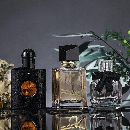 30ml*3Pcs Perfume For Women Long Lasting Female Original Parfum Spray Bottle Sexy Lady Fragrance Parfumes