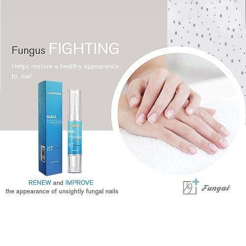 Powerful Nail Treatment Pen Onychomycosis Paronychia Anti Fungal Nail Infection Chinese Herbal Toe Fungus Care Repair Serum MS01