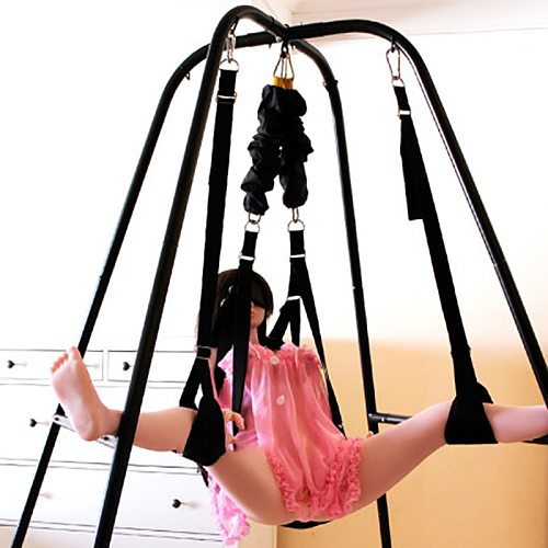 Multi-functional make love sex swing frame husband and wife swing hammock indoor bed passion products sm position sling